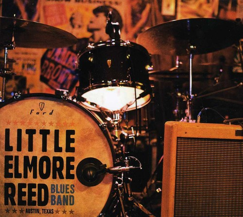 The Little Elmore Reed Blues Band - Little Elmore Reed Blues Band