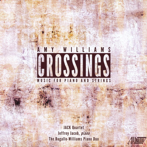 Amy Williams: Crossings