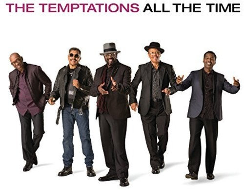 The Temptations - All The Time [LP]