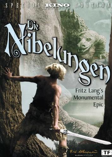 Margarete Schoen - Die Nibelungen