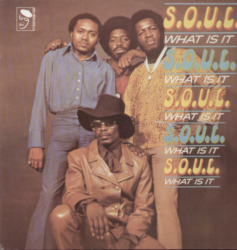 Soul What Is It [Import]