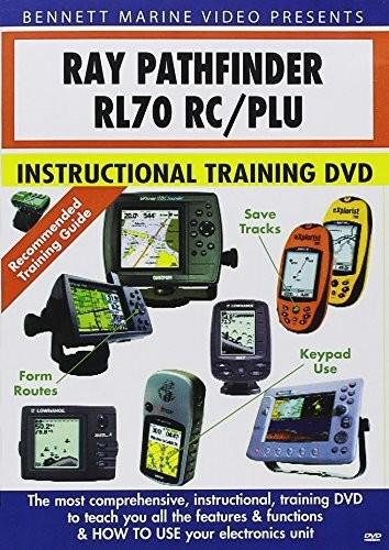 Raymarine Pathfinder Rl70rc Plus,Rl70crc Plus,RL80CRC Plus Chartplotter Operation Only
