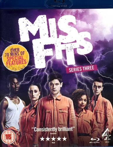 Misfits: Series 3 [Import]