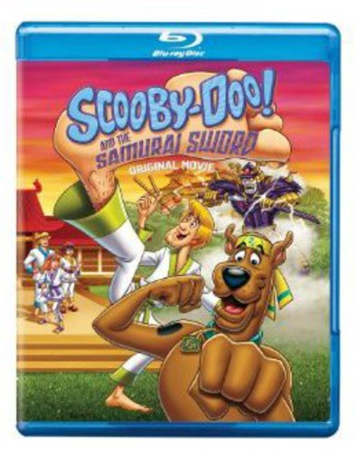 Scooby-Doo and the Samurai Sword
