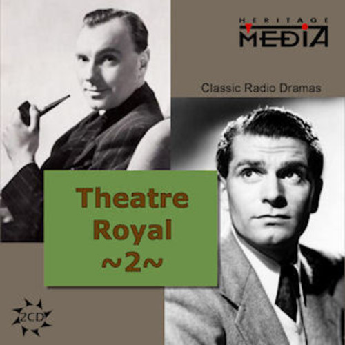Theater Royal: American Classic Drama, Vol. 2