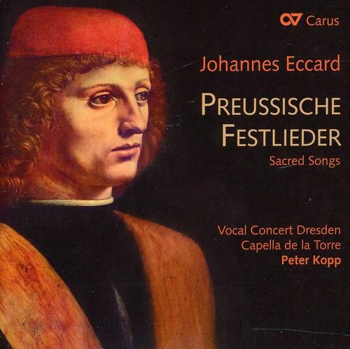Prussian Festive Songs: Preussische Festlieder