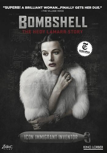 - Bombshell: Hedy Lamar (2017)