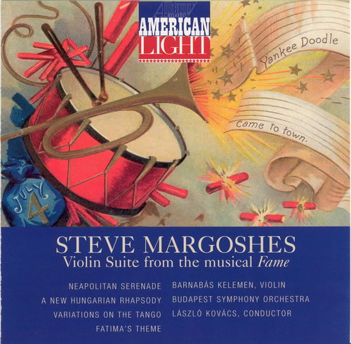 Violin Suite from the Musical Fame