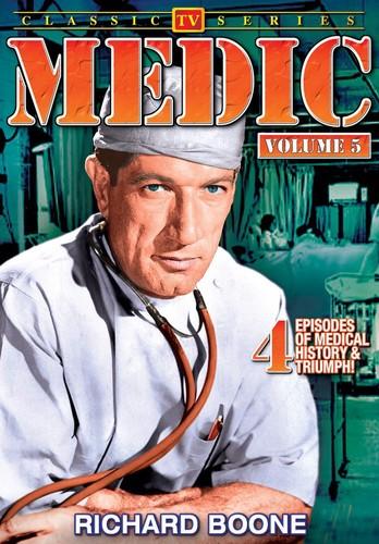 Medic: Volume 5