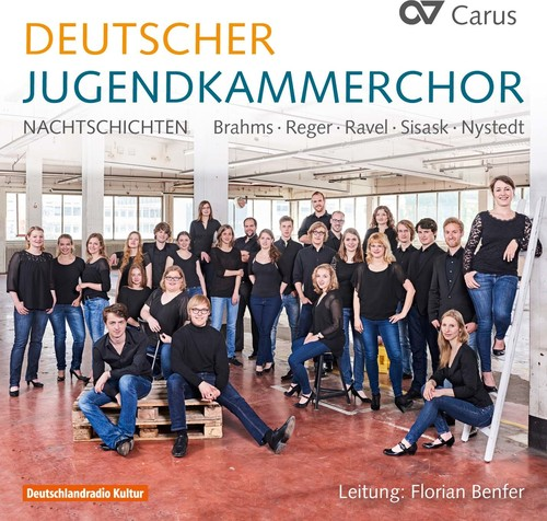 German National Youth Choir - Nachtschichten