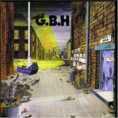 G.B.H - City Baby Attacked By Rats [Import]