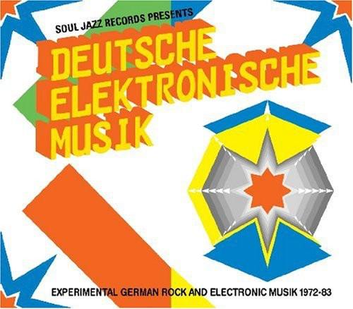 Deutsche Elektronische Musik Vol. 2: 1972-83