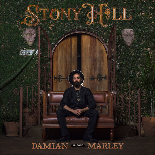 Damian Marley - Stony Hill (Gate) [Deluxe]