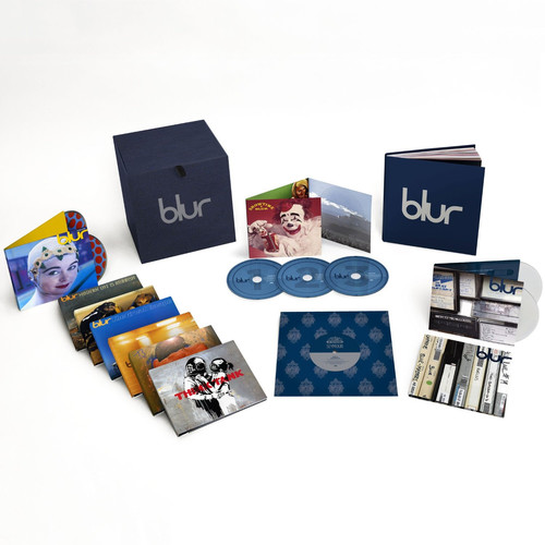 Blur 21 Box Set [Limited Edition] [18CD/ 3DVD]