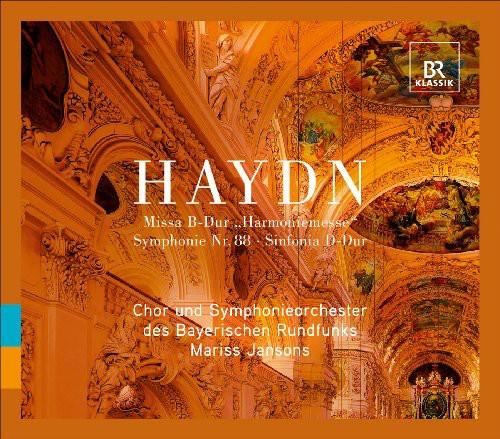 Sinfonia in D Major /  Symphony in G Major Harmony