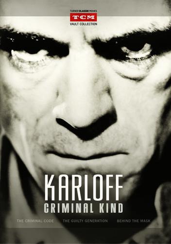 Karloff: Criminal Kind DVD Collection