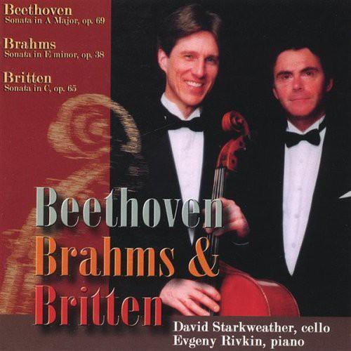 Shostakovich & Rachmaninov Sonatas for Cello & Piano