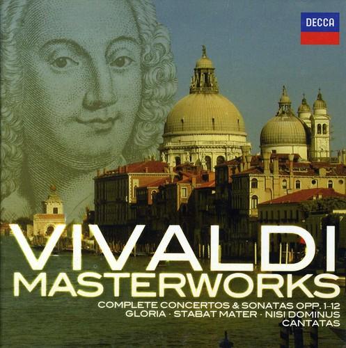 Vivaldi Masterworks /  Various