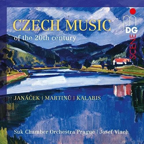 Vlach / Suk Chamber Orchestra Prague - Czech Music Of The 20th Century