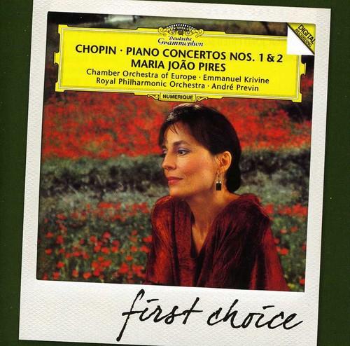 First Choice: Chopin Piano Concertos Nos 1 & 2