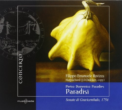 Harpsichord Sonatas 1-6