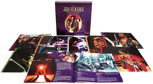 Jimi Hendrix - The Jimi Hendrix Experience [Box Set]