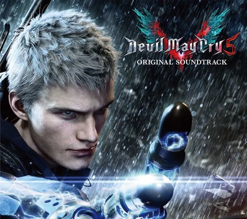 Game Music Box Wb Jpn - Devil May Cry 5 / O.S.T. [With Booklet] (Box) (Jpn)