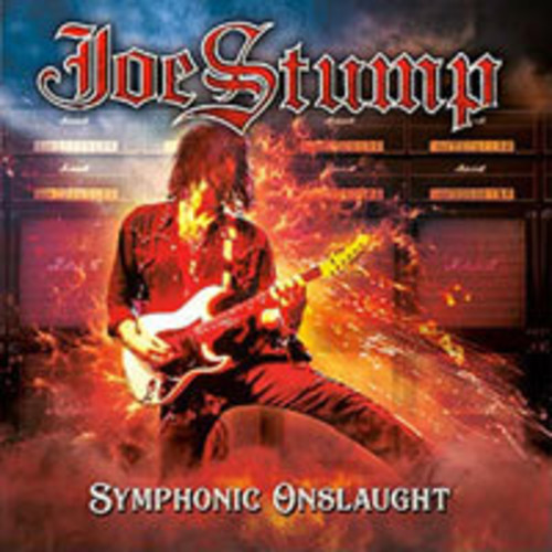 Joe Stump - Symphonic Onslaught (Uk)