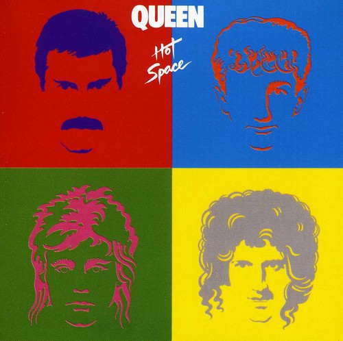 Queen-Hot Space