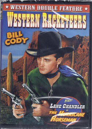 Western Racketeers (1935) /  The Hurricane Horseman (1931)