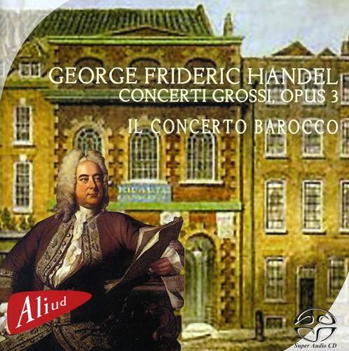 Concerti Grosi Opus 3