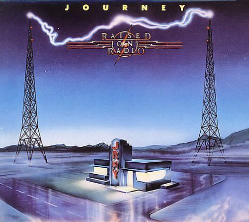 Journey-Raised on Radio