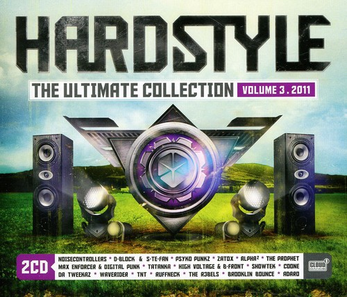 Hardstyle T.U.C. 2011 Vol 3 /  Various [Import]
