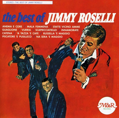 Vol. 1-Best of Jimmy Roselli