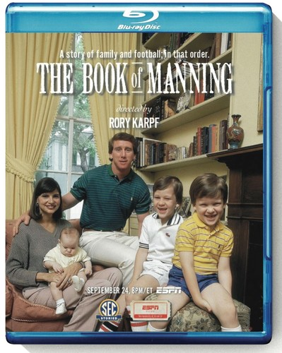 ESPN FILMS 30 for 30: The Book of Manning