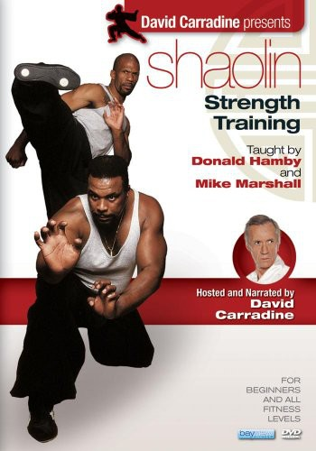 David Carradine's Shaolin Strength Training