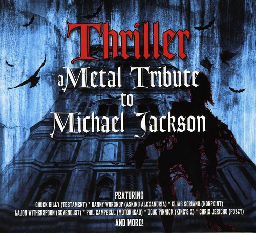 Thriller: A Metal Tribute to Michael Jackson /  Various
