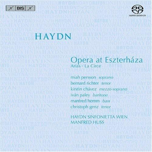 Opera at Eszterhaza: Arias la Circe