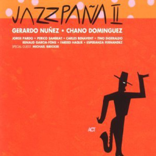 Jazzpana, Vol. 2