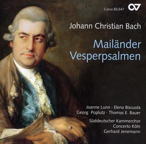 Mailander Vesperpsalmen /  Milan Vesper Psalms