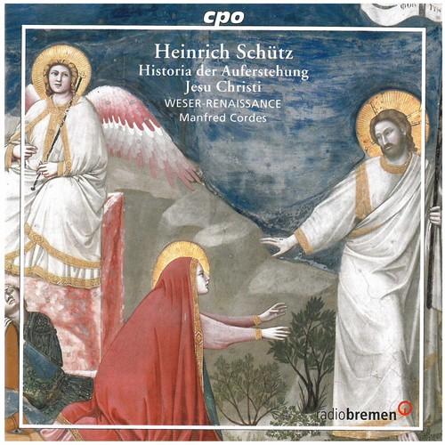 Histori Der Auferstehung Jesu Christi