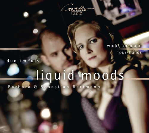Liquid Moods-Works for Pno Four-Hands