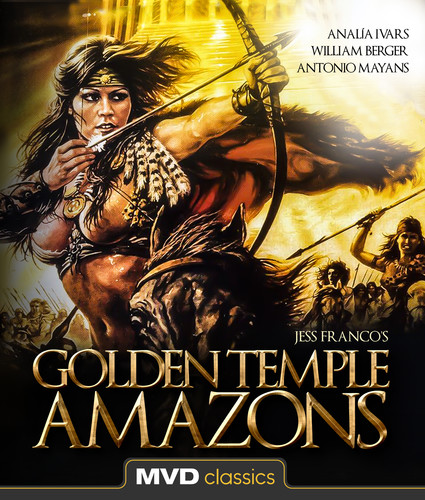 Golden Temple Amazons
