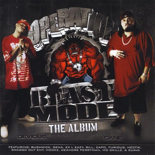 Operation Beastmode the Album