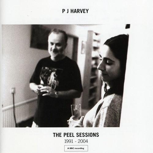 PJ Harvey - Peel Sessions 1991-2004