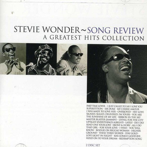 Stevie Wonder-Song Review: Greatest Hits