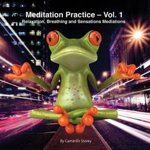 Meditation Practice: Relaxation Breathing & 1