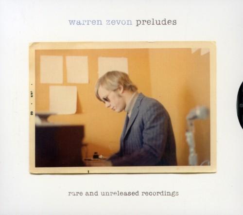 Warren Zevon - Preludes