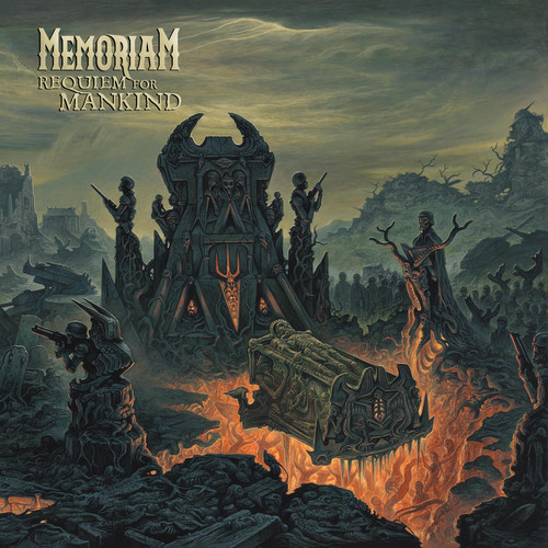Memoriam - Requiem For Mankind [Import Picture Disc LP]