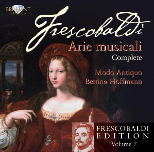 7: Libro D'arie Musicalli Per Cantarsi Nel
